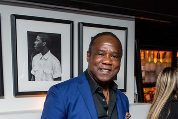 Isiah Whitlock The Cinema Society and Hugo Boss Host The Premiere of IFC Films' 'Sky' - After Party