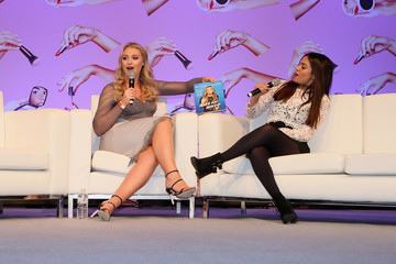 Iskra Lawrence Beautycon Festival London 2016 at London's Olympia