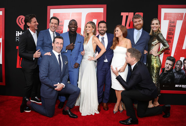 Premiere Of Warner Bros. Pictures And New Line Cinema's 'Tag' Red Carpet
