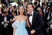 Adrien Brody and Lara Lieto - The Most Stylish Celeb Couples on the Cannes Red Carpet