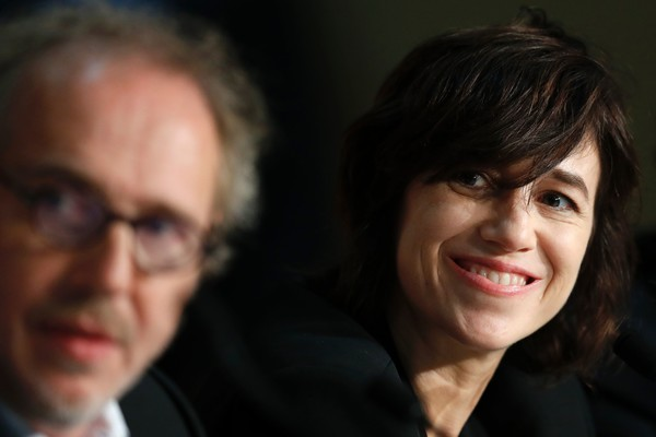 'Ismael's Ghosts (Les Fantomes d'Ismael)' Press Conference - The 70th Annual Cannes Film Festival