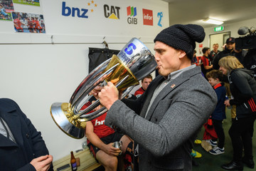 Israel Dagg Super Rugby Final - Crusaders vs. Lions