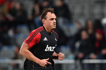 Israel Dagg Super Rugby Semi Final - Crusaders vs. Hurricanes