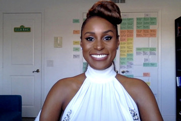 Issa Rae 52nd NAACP Image Awards – Virtual Winners Press Conference