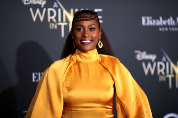 Issa Rae Premiere Of Disney's 'A Wrinkle In Time' - Arrivals