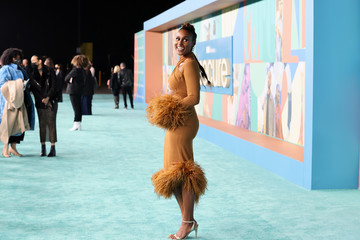 """Issa Rae HBO's Final Season Premiere Of """"Insecure"""" - Red Carpet"""