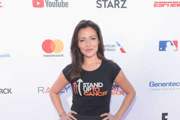 Italia Ricci Stand Up To Cancer Marks 10 Years Of Impact In Cancer Research At Biennial Telecast - Arrivals