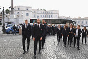 Giorgio Chiellini and Federico Bernardeschi Photos Photo