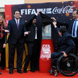 Italo Zanzi FIFA World Cup Trophy Tour