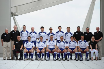 Paddy O'Brien Italy Referees Photocall - IRB Junior World Championship
