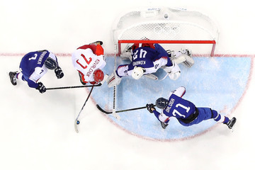Ivan Baranka Ice Hockey - Winter Olympics Day 5