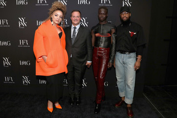 Ivan Bart IMG And Harlem Fashion Row Host Next Of Kin: An Evening Honoring Ruth E. Carter - Arrivals