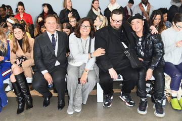 Ivan Bart Nonie - Front Row - February 2019 - New York Fashion Week: The Shows