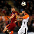 Ivan Ordets AS Roma Vs. Shakhtar Donetsk - UEFA Champions League Round of 16: Second Leg