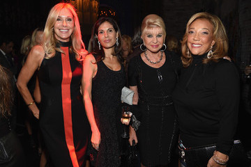 Ivana Trump Denise Rich Angel Ball Launch Party at Tao