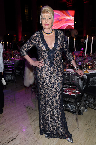 Ivana Trump Photos Photos Gabrielle S Angel Foundation S Angel