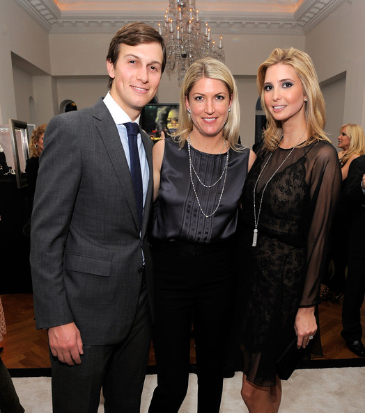 Ivanka Trump and Jared Kushner Photos Photos 2010 Ivanka Trump