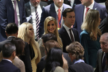 Ivanka Trump World Leaders Address The United Nations General Assembly