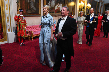 Ivanka Trump US President Trump's State Visit To UK - Day One