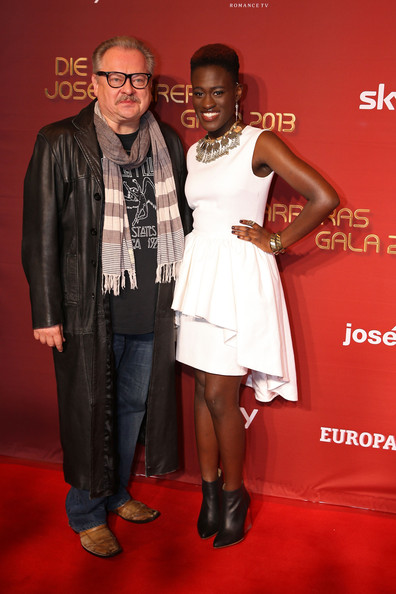 Arrivals at the 19th Annual Jose Carreras Gala