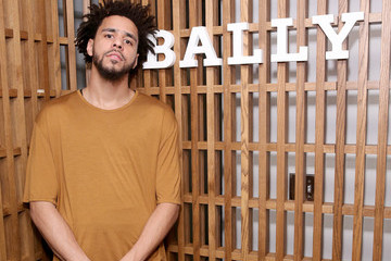 J. Cole BALLY's 'Off the Grid' New York Premiere