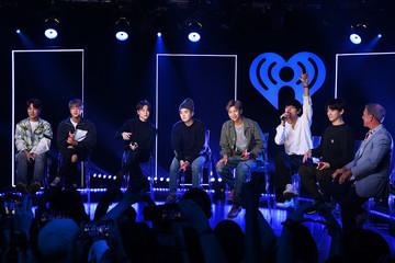 J Hope Jungkook iHeartRadio Live With BTS At iHeartRadio Theater New York