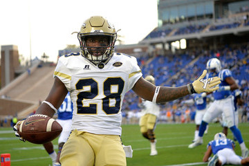 J. J. Green Georgia Tech v Duke