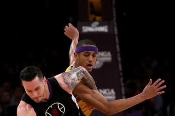 J.J. Redick Los Angeles Clippers v Los Angeles Lakers