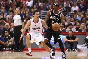 J.J. Redick Brooklyn Nets v Los Angeles Clippers