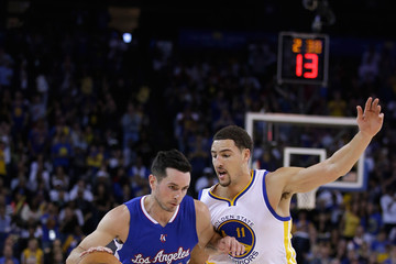 J.J. Redick Los Angeles Clippers v Golden State Warriors