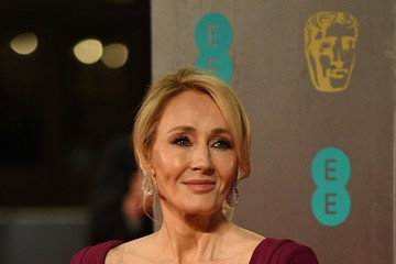 J.K. Rowling EE British Academy Film Awards