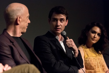J.K. Simmons Harry Lloyd For Your Consideration Event For Starz's 'Counterpart' And 'Howards End' - Inside