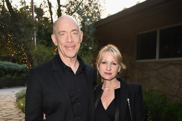 J.K. Simmons Michelle Schumacher Sony Pictures Entertainment Celebrates Its Nominees Along With GREY GOOSE Vodka