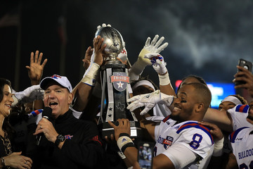 J'Mar Smith DXL Frisco Bowl - Louisiana Tech v SMU