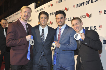 J.R. Celski US Olympic Committee Best of US Awards