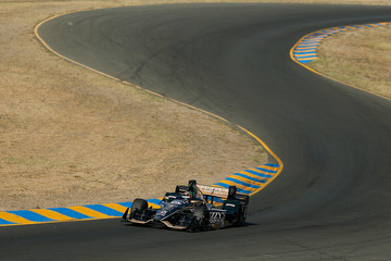 J R Hildebrand GoPro Grand Prix of Sonoma - Day 1