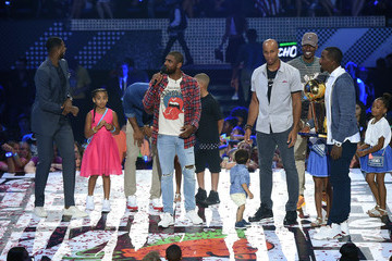 J.R. Smith Nickelodeon Kids' Choice Sports Awards 2016 - Show