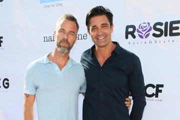 JR Bourne Grace Rose's Fashion Show Fundraiser For Cystic Fibrosis - Arrivals