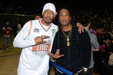 Ja Rule Monster Energy $50K Charity Challenge Celebrity Basketball Game