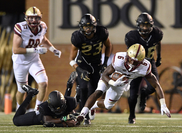 Boston College v Wake Forest
