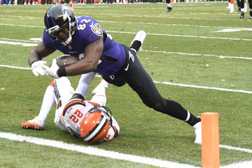 Jabrill Peppers Baltimore Ravens vCleveland Browns