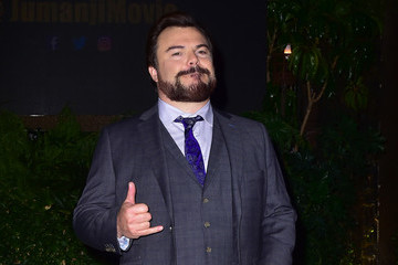 Jack Black Premiere of Columbia Pictures' 'Jumanji: Welcome to the Jungle' - Arrivals