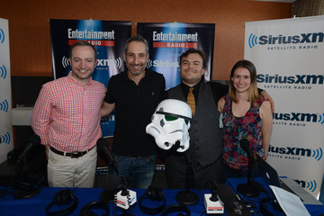 Jack Black SiriusXM's Entertainment Weekly Radio Channel Broadcasts From Comic-Con 2014