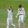Jack Brooks Somerset vs. Yorkshire - Specsavers County Championship: Division One