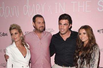 Jack Fincham Dani Dyer X In The Style Launch Party - Photocall