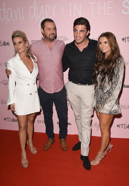 Dani Dyer X In The Style Launch Party - Photocall