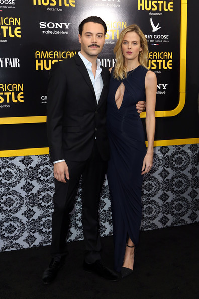 Jack Huston Photos Photos - 'American Hustle' Premieres in ...