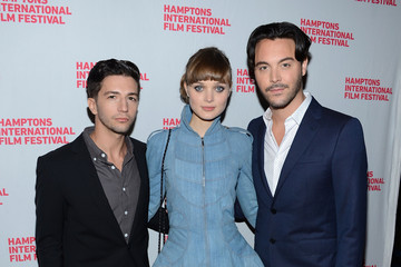 "Jack Huston Bella Heathcote 20th Hamptons International Film Festival - Closing Night Screening - ""Not Fade Away"""
