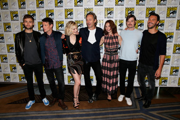 Jack Huston Bella Heathcote 'Pride And Prejudice And Zombies' Photo Call at Comic-Con International 2015