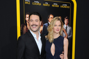 Jack Huston Shannan Click 'American Hustle' Premieres in NYC — Part 2
